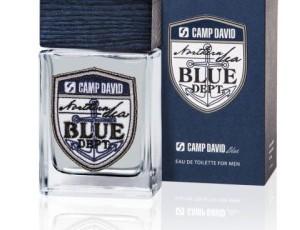 Camp David Blue