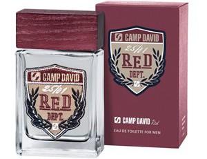 Camp David Red